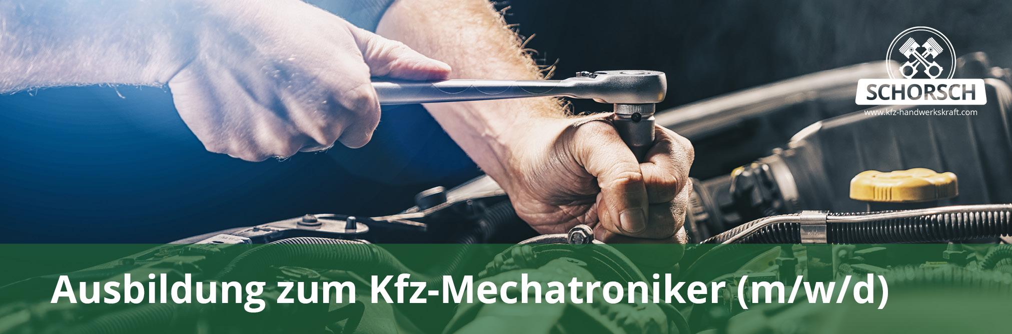 Ausbildung KFZ-Mechatroniker